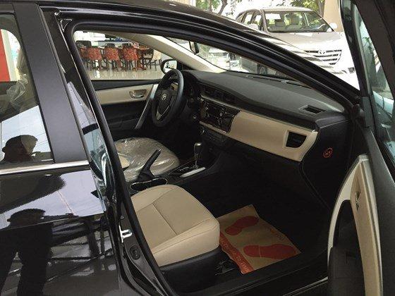 Toyota Corolla Altis đời 2015, màu đen, xe nhập, 815 triệu có xe giao ngay-6