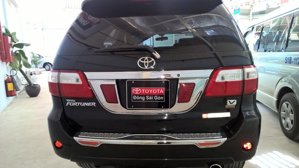 Toyota Đông Sài Gòn xe đã qua sử dụng đang bán Fortuner V màu đen-5