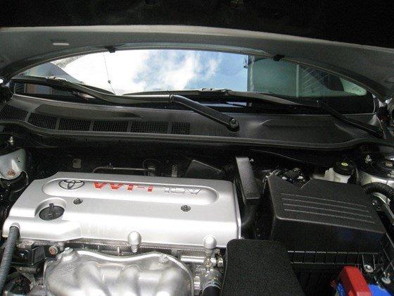 Gia đình bán Toyota Camry 2.4L SX cuối 2012 màu bạc nội thất màu da kem rất đẹp-26