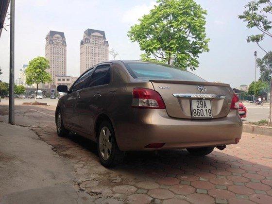 HC Auto đang bán Toyota Vios E số sàn SX 2008 đăng ký biển hà nội tên tư nhân-3