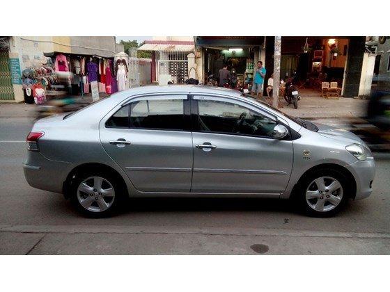 Toyota Vios đời cuối 2009, màu bạc, số sàn, xe gia đình sử dụng, không kinh doanh, chạy 65.000 km-1
