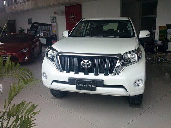 Bán xe ô tô Toyota Land Prado, giảm giá + 7 món-0