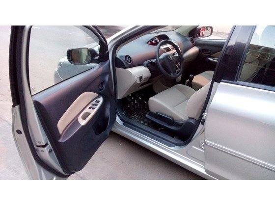 Toyota Vios đời cuối 2009, màu bạc, số sàn, xe gia đình sử dụng, không kinh doanh, chạy 65.000 km-8