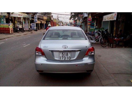 Toyota Vios đời cuối 2009, màu bạc, số sàn, xe gia đình sử dụng, không kinh doanh, chạy 65.000 km-4