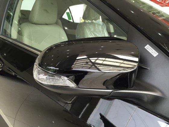 Toyota Corolla Altis đời 2015, màu đen, xe nhập, 815 triệu có xe giao ngay-5
