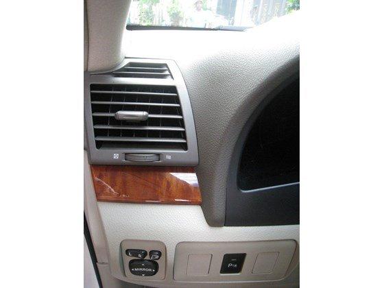 Gia đình bán Toyota Camry 2.4L SX cuối 2012 màu bạc nội thất màu da kem rất đẹp-18