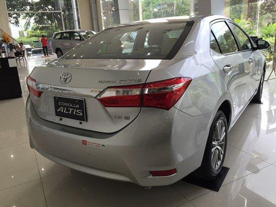 Cần bán xe Toyota Corolla altis 2015, nhập khẩu chính hãng giá rẻ xe đẹp-3