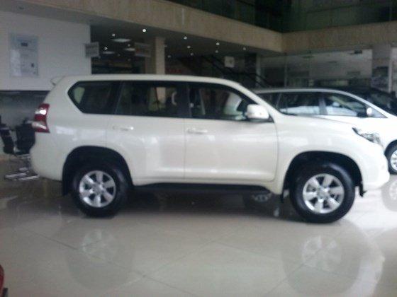 Bán xe ô tô Toyota Land Prado, giảm giá + 7 món-5