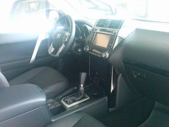 Bán xe ô tô Toyota Land Prado, giảm giá + 7 món-4