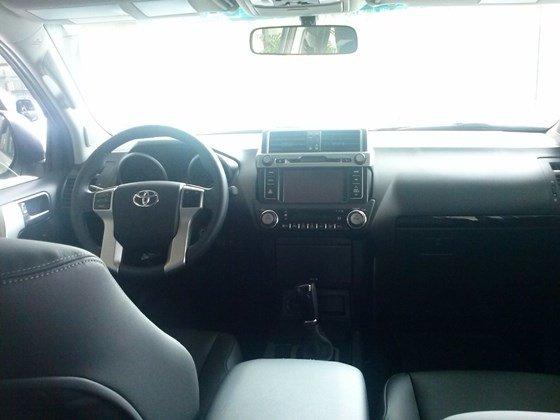 Bán xe ô tô Toyota Land Prado, giảm giá + 7 món-2