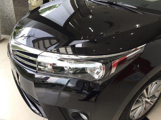 Toyota Corolla Altis đời 2015, màu đen, xe nhập, 815 triệu có xe giao ngay-2