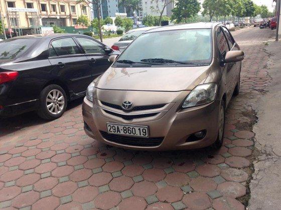 HC Auto đang bán Toyota Vios E số sàn SX 2008 đăng ký biển hà nội tên tư nhân-2