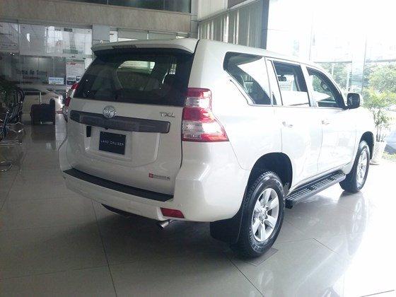 Bán xe ô tô Toyota Land Prado, giảm giá + 7 món-3