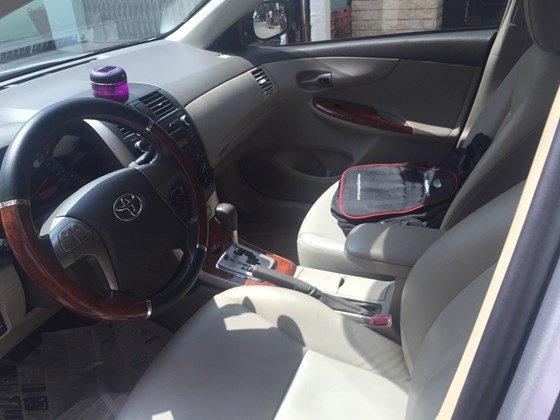 Cần bán Toyota Corolla Altis 1.8 G, màu bạc, chạy đúng 60.000km-2