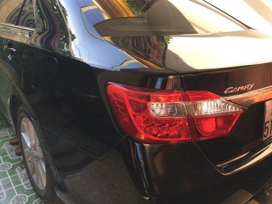 Chính chủ cần bán xe Toyota Camry 2013, biển số 51A-91363, màu đen, xe gia đình sử dụng kỹ-4