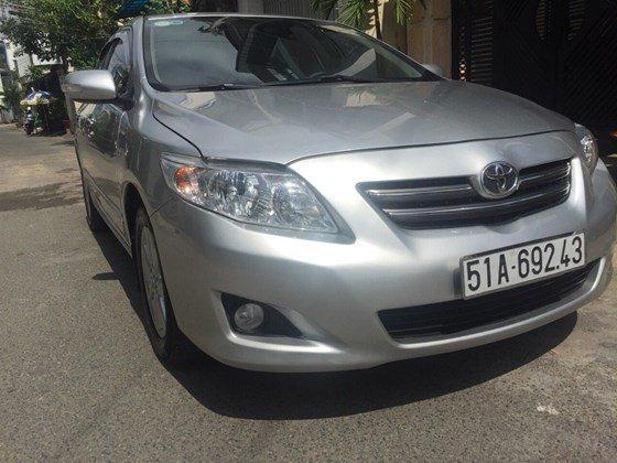 Cần bán Toyota Corolla Altis 1.8 G, màu bạc, chạy đúng 60.000km-3
