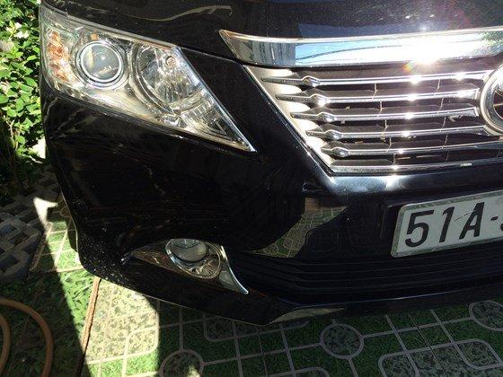 Chính chủ cần bán xe Toyota Camry 2013, biển số 51A-91363, màu đen, xe gia đình sử dụng kỹ-2