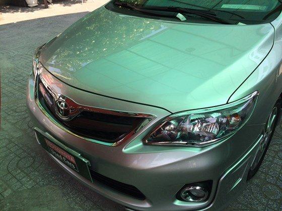 Cần bán gấp Toyota Corolla altis đời 2012, xe nhập giá tốt-4
