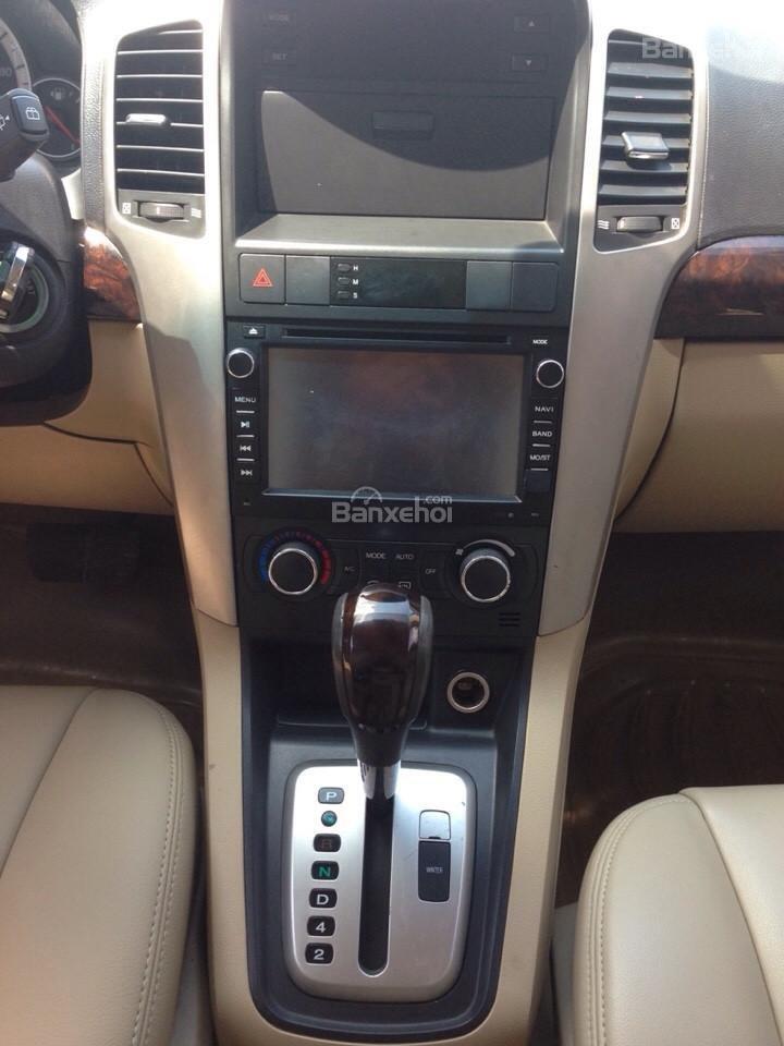 Cần bán xe Chevrolet Captiva đời 2007, màu đen-9