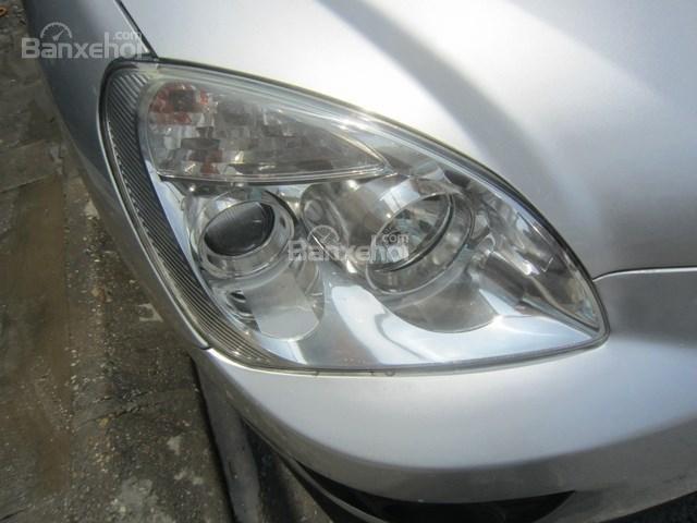 Bán Kia Carens đời 2010, màu bạc giá cạnh tranh-4