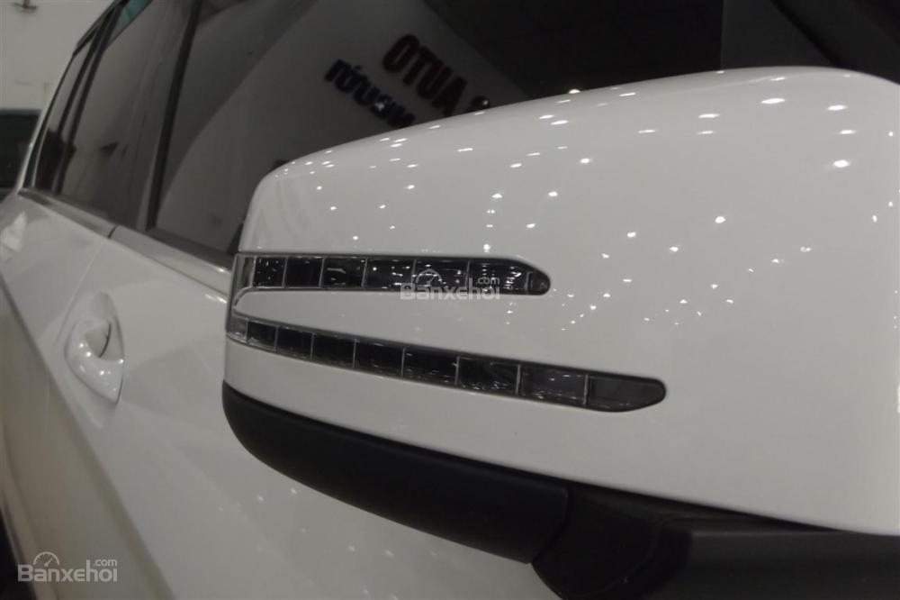 Bán xe Mercedes GLK220 AMG 4Matic Sport đời 2015, màu trắng-2
