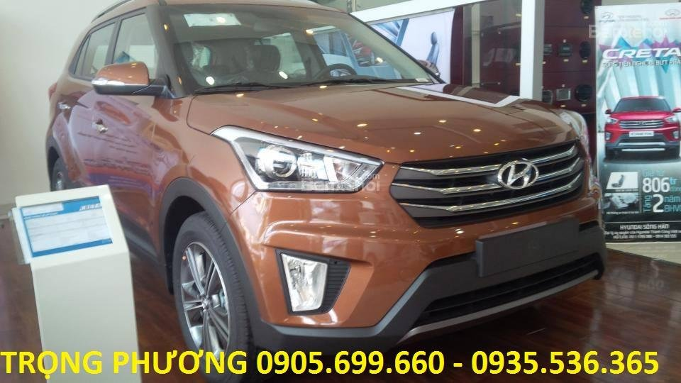 Hyundai Creta nhập khẩu - tại Đà Nẵng, LH: Trọng Phương - 0935.536.365 - 0914.95.27.27-3