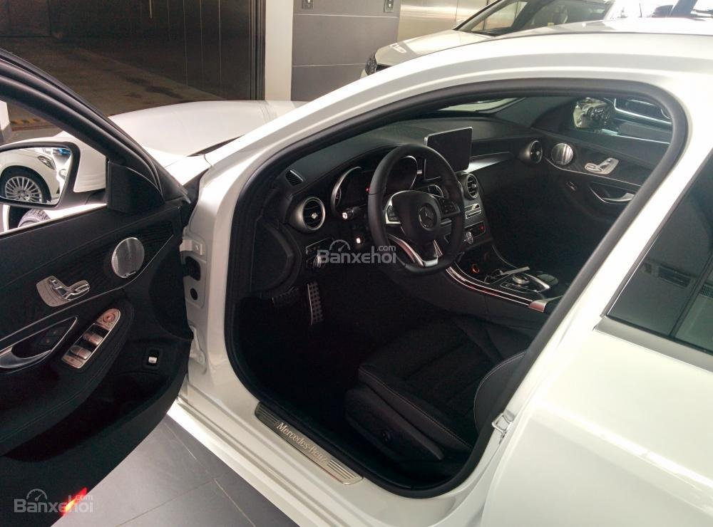 Đặt ngay Mercedes C300 AMG model 2016, đầy đủ màu sắc, ưu đãi giá tốt đầu năm 2016, hỗ trợ ngân hàng tận tình-5