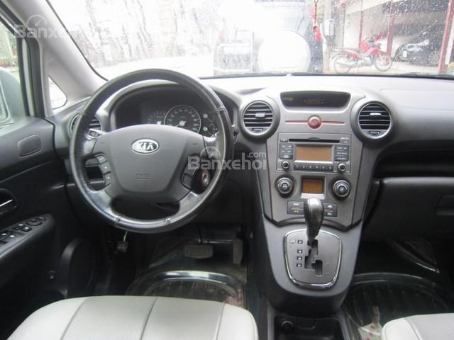 Cần bán xe Kia Carens đời 2011, màu bạc-12