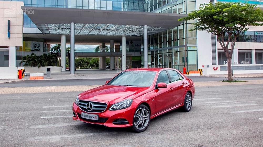 Giao ngay Mercedes Edition E trước tết, ưu đãi giá tốt đầu xuân 2016, hỗ trợ ngân hàng và giao xe nhanh-0