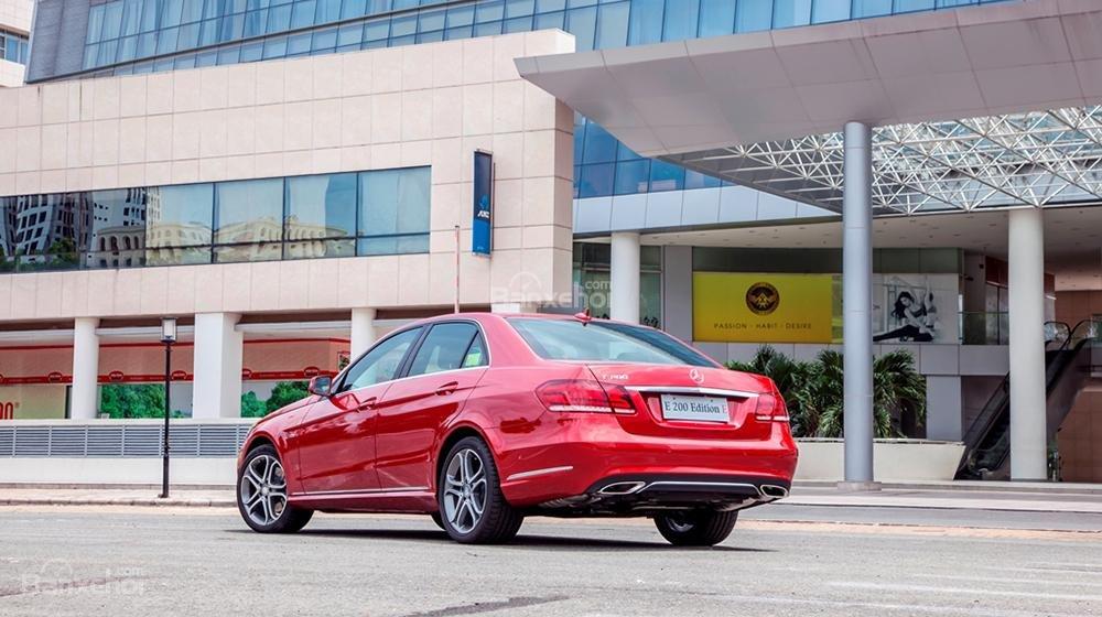 Giao ngay Mercedes Edition E trước tết, ưu đãi giá tốt đầu xuân 2016, hỗ trợ ngân hàng và giao xe nhanh-3