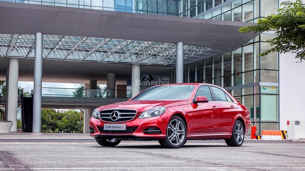 Giao ngay Mercedes Edition E trước tết, ưu đãi giá tốt đầu xuân 2016, hỗ trợ ngân hàng và giao xe nhanh-1