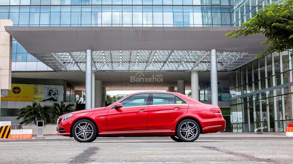 Giao ngay Mercedes Edition E trước tết, ưu đãi giá tốt đầu xuân 2016, hỗ trợ ngân hàng và giao xe nhanh-2