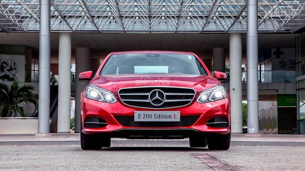 Giao ngay Mercedes Edition E trước tết, ưu đãi giá tốt đầu xuân 2016, hỗ trợ ngân hàng và giao xe nhanh-6