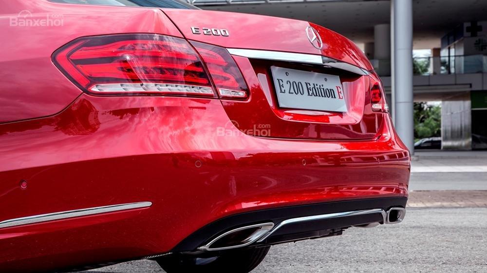 Giao ngay Mercedes Edition E trước tết, ưu đãi giá tốt đầu xuân 2016, hỗ trợ ngân hàng và giao xe nhanh-4