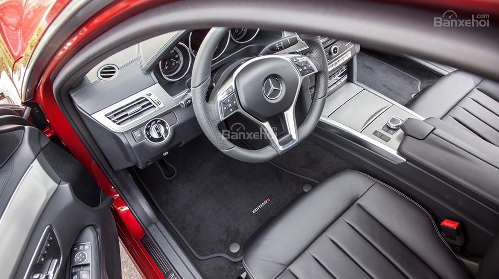 Giao ngay Mercedes Edition E trước tết, ưu đãi giá tốt đầu xuân 2016, hỗ trợ ngân hàng và giao xe nhanh-13