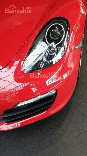 Bán xe Porsche Boxster đời 2015, màu đỏ, xe nhập-1
