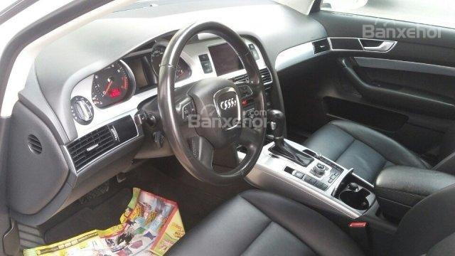 Cần bán Audi A6 năm 2010, màu trắng, nhập khẩu chính hãng-4