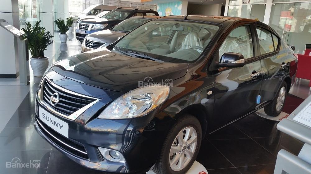 Nissan Sunny XV-SE 2016, màu xám, giá tốt nhất Miền Bắc 0971.398.829-0