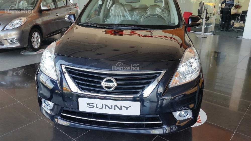 Nissan Sunny XV-SE 2016, màu xám, giá tốt nhất Miền Bắc 0971.398.829-3