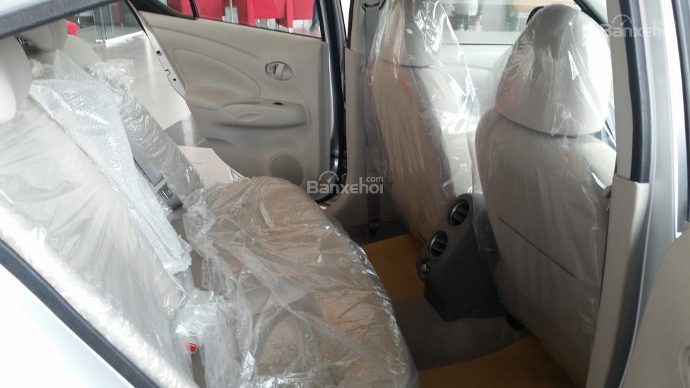 Nissan Sunny XV-SE 2016, màu xám, giá tốt nhất Miền Bắc 0971.398.829-5
