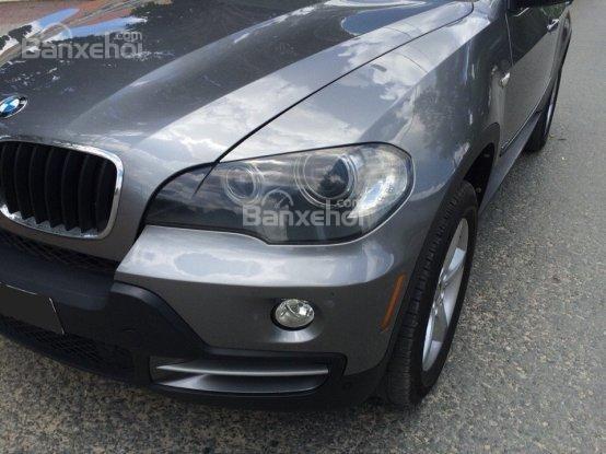 Bán BMW X5 đời 2006, màu xám, nhập khẩu nguyên chiếc-1