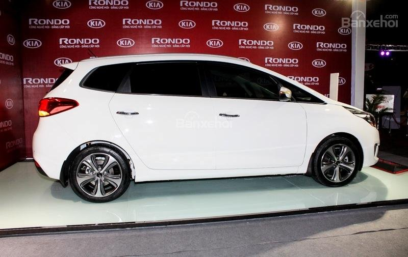Kia Rondo máy xăng chính hãng 2016 giá ưu đãi, mua xe chỉ từ 300tr, tặng BHVC Kia Hải Phòng 0936657234-0