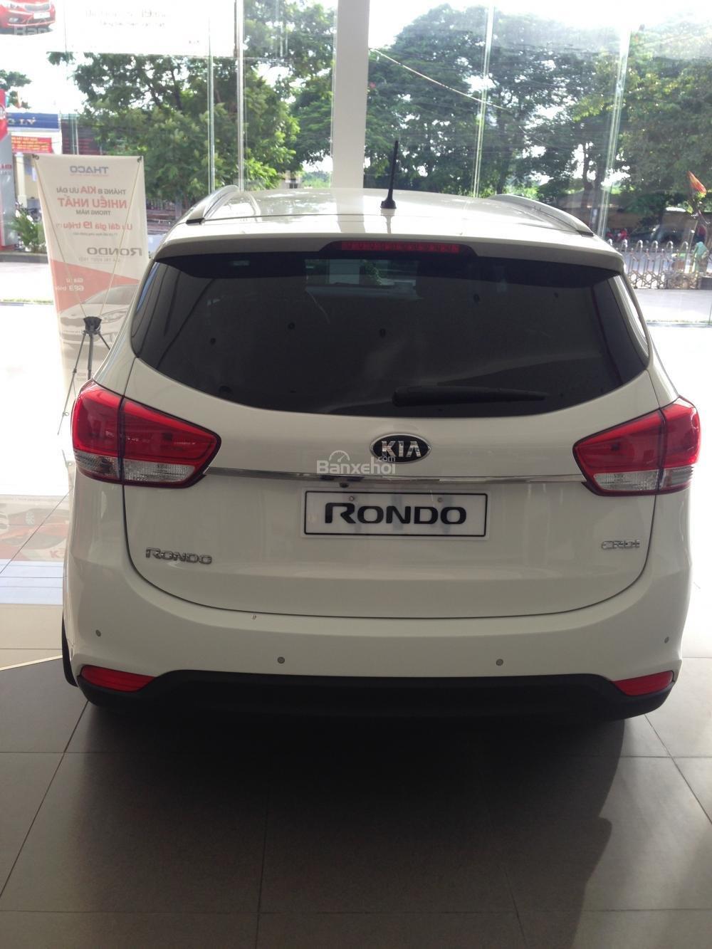 Kia Rondo máy xăng chính hãng 2016 giá ưu đãi, mua xe chỉ từ 300tr, tặng BHVC Kia Hải Phòng 0936657234-2