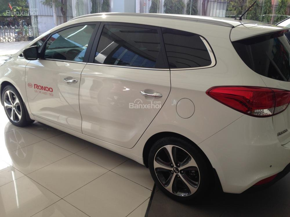 Kia Rondo máy xăng chính hãng 2016 giá ưu đãi, mua xe chỉ từ 300tr, tặng BHVC Kia Hải Phòng 0936657234-3