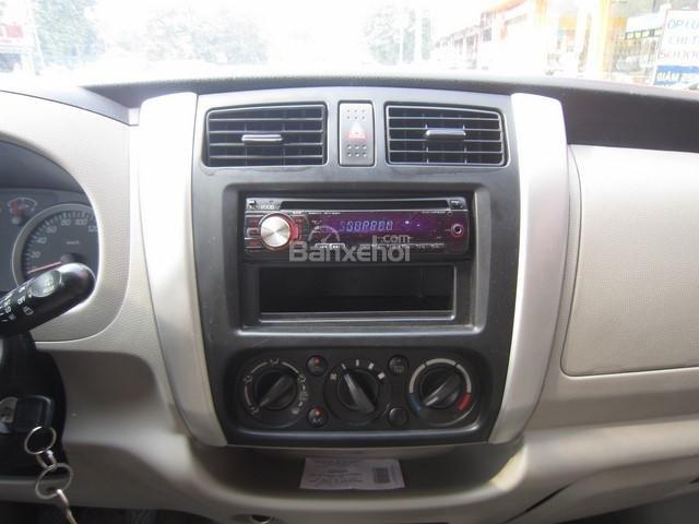 Cần bán Suzuki APV đời 2010, màu vàng-12