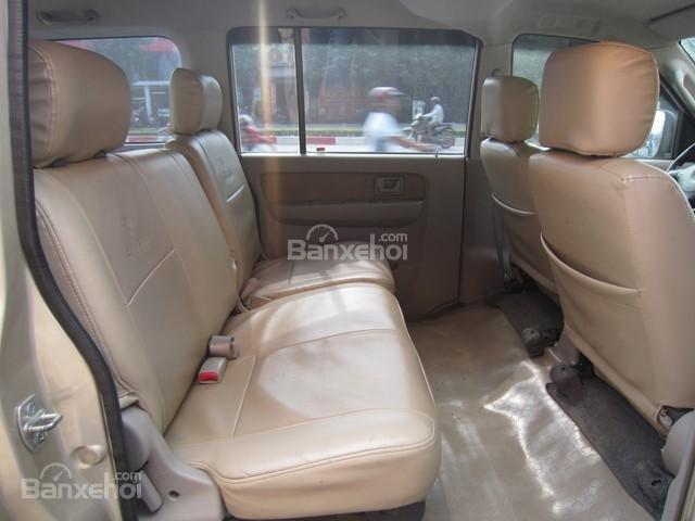 Cần bán Suzuki APV đời 2010, màu vàng-10