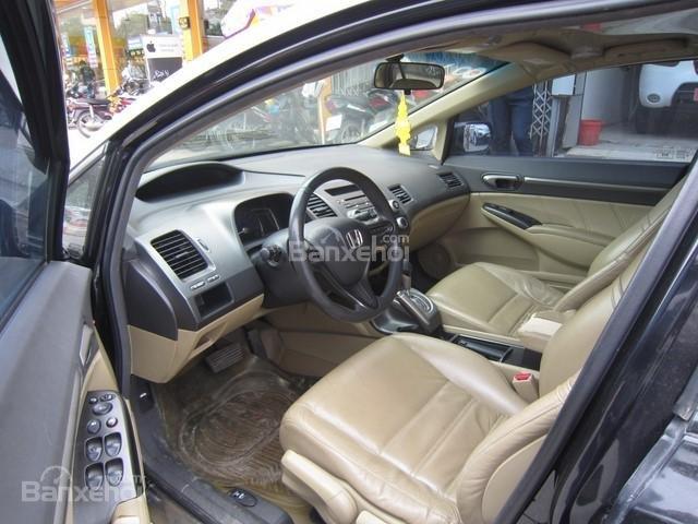Bán ô tô Honda Civic 2009, màu đen số tự động-7