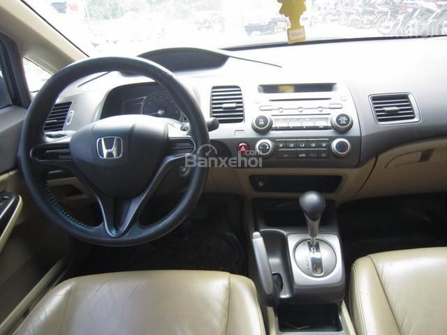 Bán ô tô Honda Civic 2009, màu đen số tự động-9