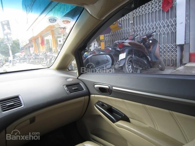Bán ô tô Honda Civic 2009, màu đen số tự động-12