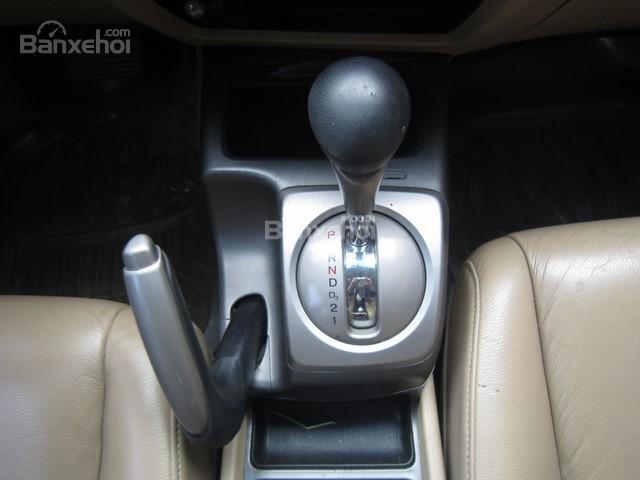 Bán ô tô Honda Civic 2009, màu đen số tự động-10